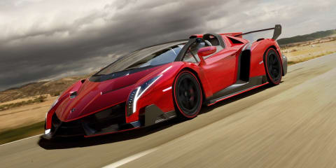 Lamborghini to launch Veneno successor at Geneva 2016 - report