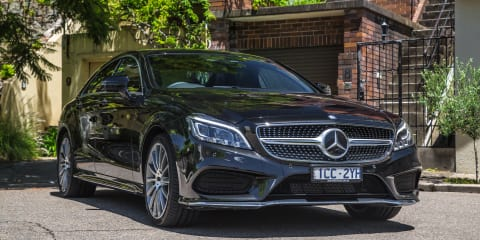 2015 Mercedes-Benz CLS500 Review