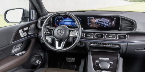 2019 Mercedes-Benz GLE revealed