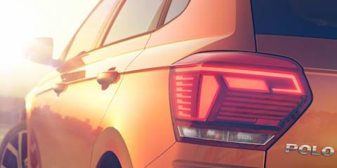 2018 Volkswagen Polo teased ahead of debut this week