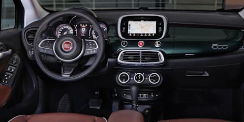 2019 Fiat 500X facelift unveiled