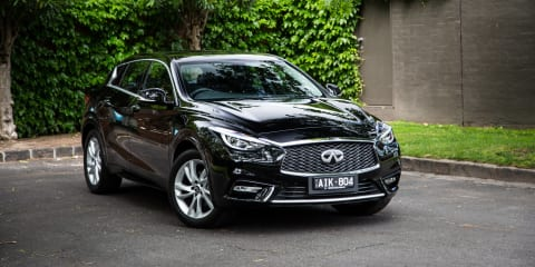 2016-17 Infiniti Q30, QX30 recalled