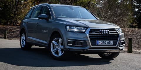 2016-17 Audi Q7, SQ7 recalled for seat fix:: 3400 vehicles affected