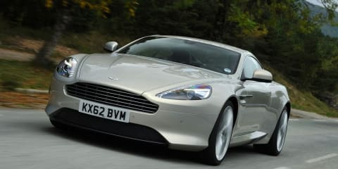 Aston Martin recalls 90 sports cars over accelerator pedal defect