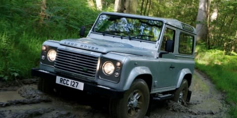 2010 Land Rover Defender 90
