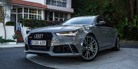 2016 Audi RS6 Avant Performance Review