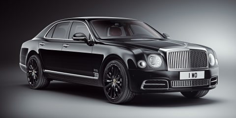 2019 Bentley Mulsanne W.O. Edition unveiled
