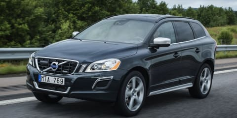 Volvo XC60 updated for 2013 with new diesel model