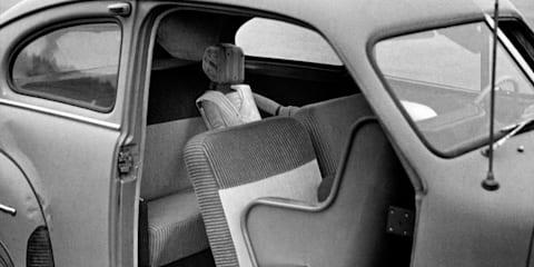 Child Safety in Cars: Volvo celebrates half a century of innovation
