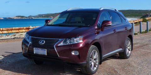 2013 Lexus RX450h Luxury Review Review