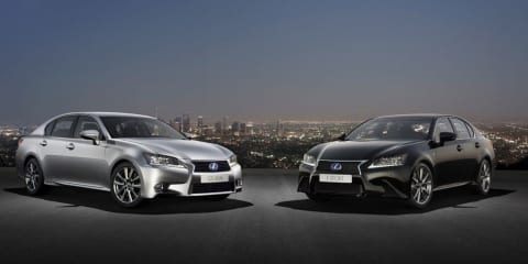 Lexus GS pricing announced
