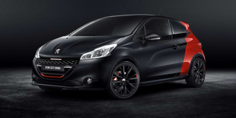 Peugeot 208 GTi 30th Anniversary : $35,990 limited edition hot-hatch sold out... for now