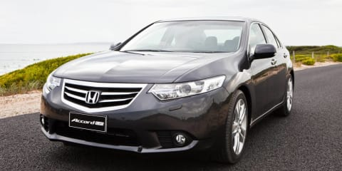 2010 HONDA ACCORD EURO Review