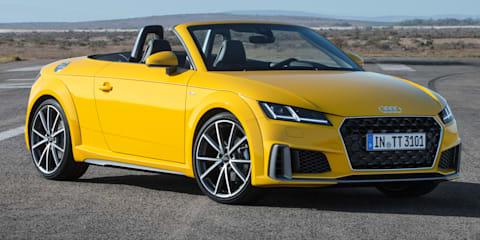 2019 Audi TT revealed, here in 2019 - UPDATE