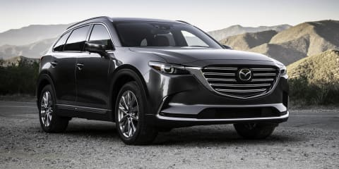 2016 Mazda CX-9 revealed with new 2.5 turbo engine
