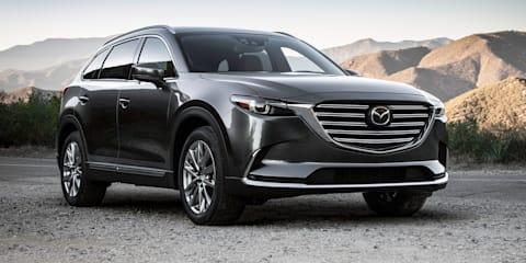2016 Mazda CX-9 revealed with new 2.5 turbo engine