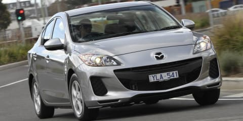 Mazda3 dethrones Holden Commodore in 2011