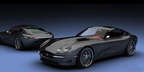 2011 Jaguar Growler E celebrates original E-Type