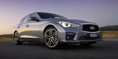 Infiniti Q50 2.0T engine details revealed