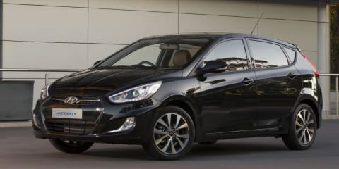 Hyundai Accent SR confirmed for Australia