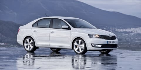 Skoda Rapid unveiled in Sydney