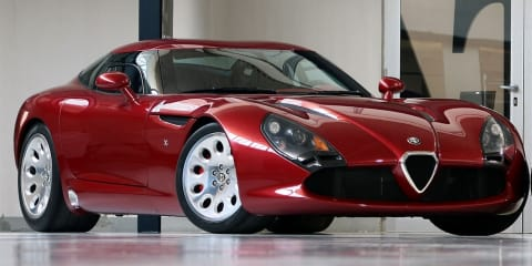 Zagato TZ3 Stradale, Corsa revealed