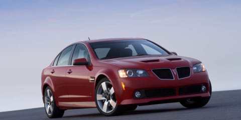 "Bob Lutz: Pontiac G8 ""too good to waste"""