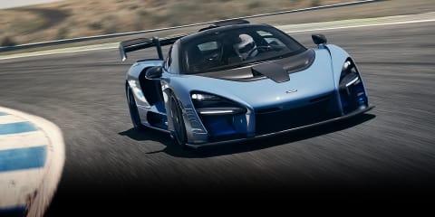 McLaren Senna vs 720S - which is more fun?