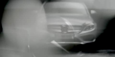 Mercedes-Benz C-Class video teases new face and cabin