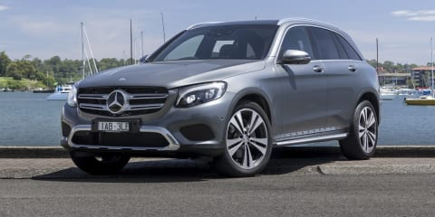 2017 Mercedes-Benz GLC recalled for airbag fix