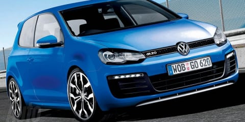 Volkswagen Golf R20T set to replace R32