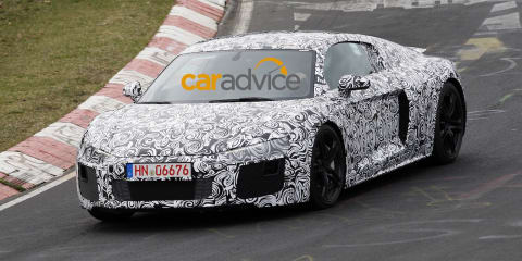2015 Audi R8 – first look