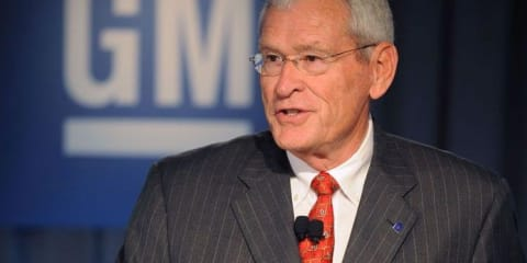 General Motors CEO Edward Whitacre to resign on September 1