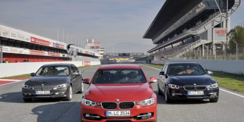 2012 BMW 3 Series: Australian prices revealed