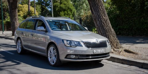 2014 Skoda Superb 125TDI Elegance sedan and wagon Review