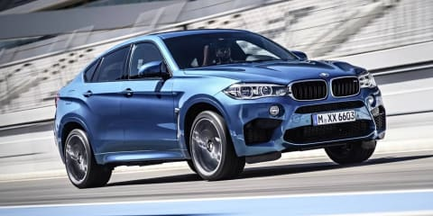 2013-19 BMW X6, X6 M recalled