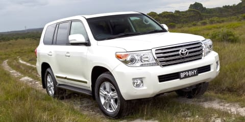 Toyota LandCruiser updated with new safety technology