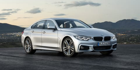 2019 BMW 4 Series GT to replace 3 Series GT, EV option coming - report