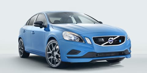 Volvo S60 Polestar: Australia first to get 500Nm performance sedan