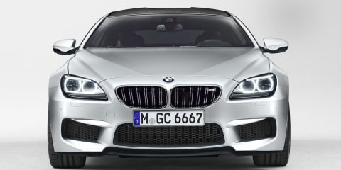 2013 BMW M6 Gran Coupe: 412kW four-door 'coupe' unveiled