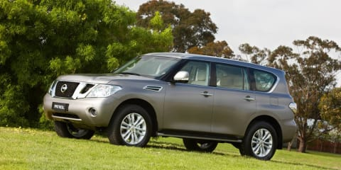2011 Nissan Patrol details and images released