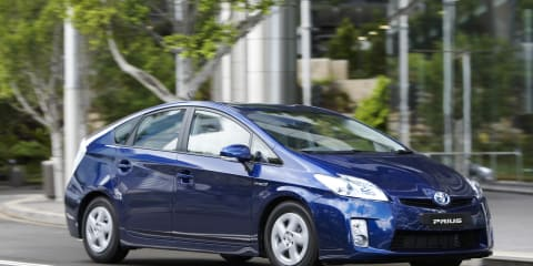 2011 Toyota Prius prices slashed in Australia