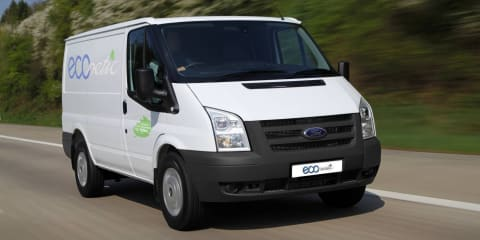 Ford Transit ECOnetic Van coming in July
