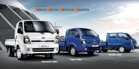 Kia Australia wants vans and trucks again