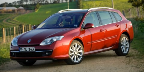 Renault Laguna Estate Review & Road Test