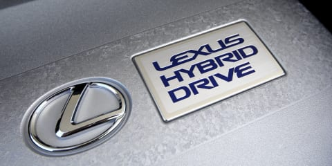 Lexus hybrids accumulate nine billion kilometres worldwide