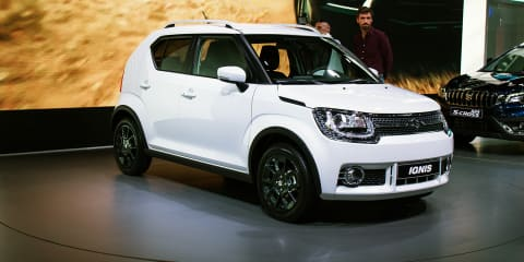 2017 Suzuki Ignis confirmed for Australia, launching first quarter next year