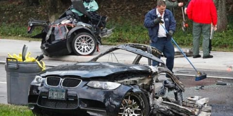 BMW M3 fatal accident in Palm Beach County, US