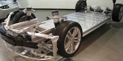 Tesla to begin testing battery-swapping technology