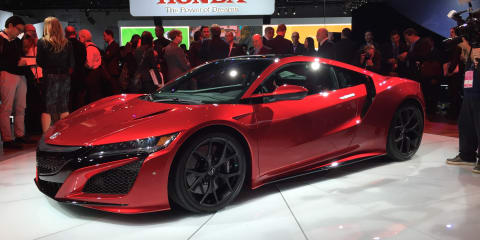 2015 Honda NSX supercar's developement not as slow as some think, says chief engineer